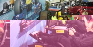 гоночный симулятор Pirelli,