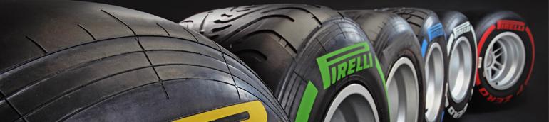 Прочие интересные цифры  Pirelli Формулы 1