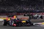 Formulė-1 Grand-Prix Singapūre 2013