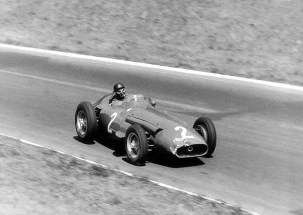 Pirelli и Maserati – более ста лет вместе